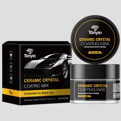 Kristal Siyah Wax(Siyah Araçlara Özel)